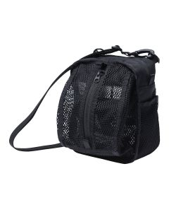 C.E MESH SMALL BAG / BLACK