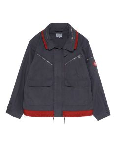 C.E CASUAL WIND JACKET / CHARCOAL