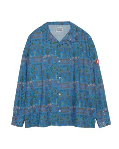 C.E MODULE BIG SHIRT / BLUE