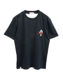 Charles Jeffrey LOVERBOY LOVERBOY ART GALLERY TEE / BLACK