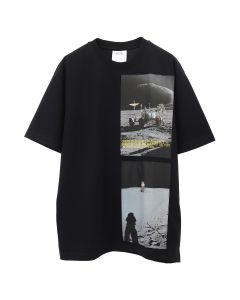 CALVIN KLEIN JEANS EST. 1978 MOON SS TEE / BLACK BEAUTY