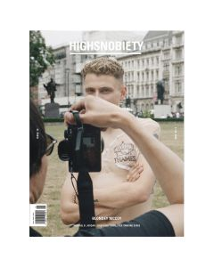 Highsnobiety F/W 2019 Issue19 / Cover : Blondey Mccoy
