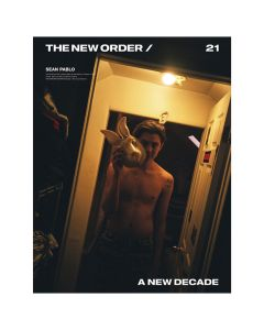 THE NEW ORDER Magazine Vol.21 / SEAN PABLO