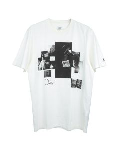 C.P. Company x Rejjie Snow T-SHIRT SHORT SLEEVE / 103
