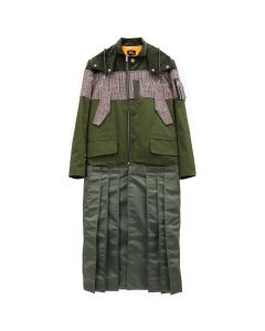 Clumsy Sanction TPO COAT / KHAKI