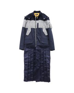 Clumsy Sanction TPO COAT / NAVY
