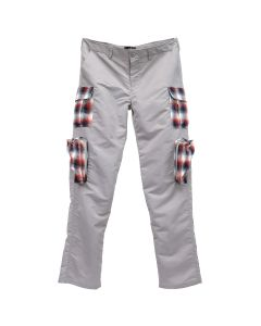 Clumsy Sanction COMBAT PANT / GREY