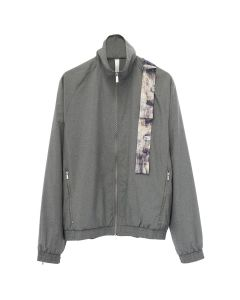 COTTWEILER HARNESS TRACK TOP / GREY