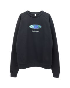 COTTWEILER GOLF SWEATSHIRT / BLACK