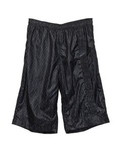 COTTWEILER MONOGRAM BOARD SHORTS / BLACK