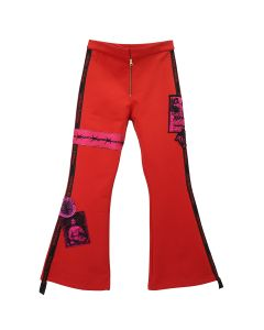 Dilara Findikoglu DARK ANGEL JOGGERS / RED