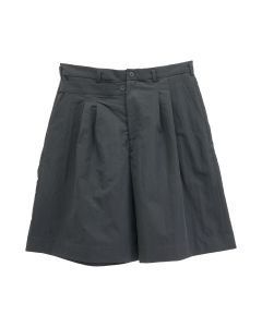 DELADA UNISEX SHORTS WITH DOUBLE WAIST / BLACK CO BLEND