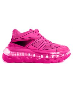[お問い合わせ商品] SHOES 53045 BUMP'AIR / PINK NEON