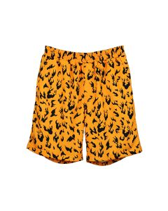Durag Dev CAMO SHORTS / MAGMA ORANGE