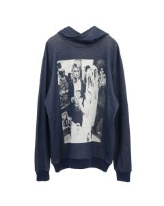 EGUAG DARKNESS JQ HOODIE SWEATER / NAVY