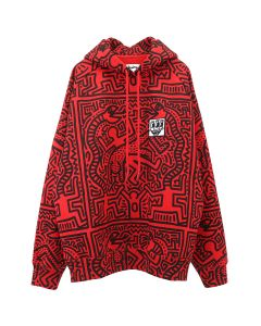 Études x Keith Haring ODYSSEUS KEITH HARING RED / RED