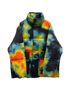Études GEMINI DOWN HEATMAP JACKET / BLACK