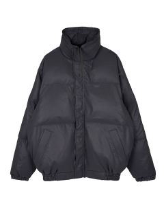 ESSENTIALS PUFFER / 001 : BLACK