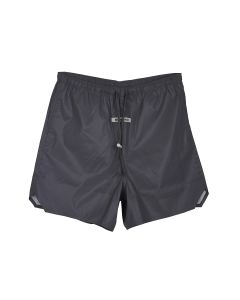 ESSENTIALS VOLLEY SHORT / 001 : BLACK