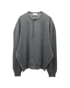 FEAR OF GOD EXCLUSIVELY FOR Ermenegildo Zegna WALLACE KNITWEAR / K95