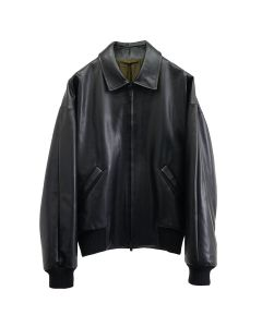 FEAR OF GOD EXCLUSIVELY FOR Ermenegildo Zegna OUTERWEAR LEATHER / K09