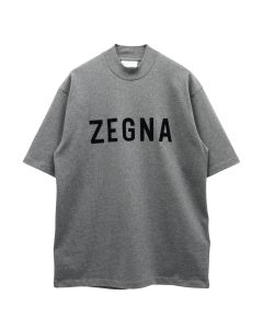 FEAR OF GOD EXCLUSIVELY FOR Ermenegildo Zegna SHORT SLEEVE T-SHIRT / K95