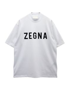 FEAR OF GOD EXCLUSIVELY FOR Ermenegildo Zegna SHORT SLEEVE T-SHIRT / N01
