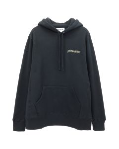 FUCKING AWESOME FLOWERS HOODIE / BLACK
