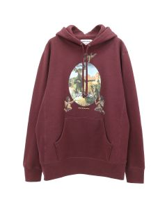 FUCKING AWESOME SINNERS HOODIE / MAROON