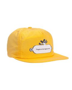 FUCKING AWESOME HIGHEST ORDER 5-PANEL SNAPBACK / GOLD