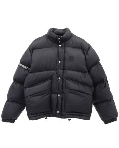FUCKING AWESOME WORLD ENTERTAINMENT PUFFER / BLACK