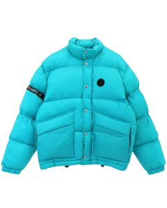 FUCKING AWESOME WORLD ENTERTAINMENT PUFFER / TEAL