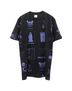 FUCKING AWESOME CUT OUT 2 TEE / BLACK