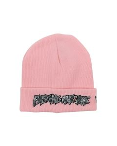 FUCKING AWESOME ACTUAL VISUAL GUIDANCE NEW ERA BEANIE / LIGHT PINK