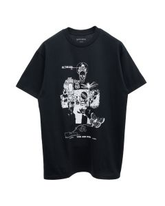 FUCKING AWESOME PHYSICAL ASTRAL TEE / BLACK
