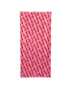 FUCKING AWESOME FUCKING AWESOME TOWEL / RED-PINK