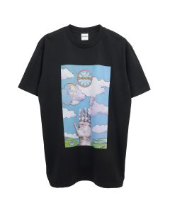 FUCKING AWESOME LOVE FORCE TEE / BLACK