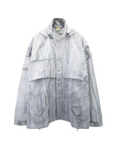 FILA Fjeld by Astrid Andersen OLLE SHELL JACKET / 100 : PRINT WHITE