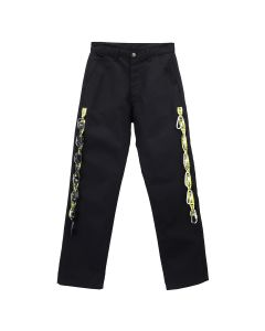 FOO AND FOO RING JEANS / BLACK