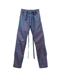 FEAR OF GOD SIXTH COLLECTION BAGGY NYLON PANT / 465 : BLUE IRIDESCENT