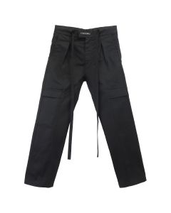 FEAR OF GOD SIXTH COLLECTION BAGGY CARGO TROUSER / 001 : BLACK