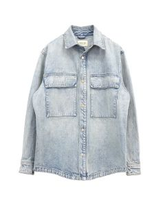 FEAR OF GOD SIXTH COLLECTION DENIM VENTED SHIRT JACKET / 427 : VINTAGE INDIGO