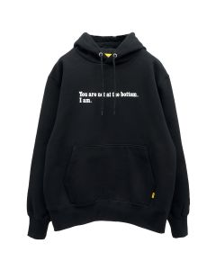 TORU MURANISHI COLLABORATION WITH #FR2 HOODIE / 029 : BLACK