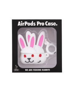 #FR2 RABBIT AIR PODS PRO CASE / 001 : WHITE