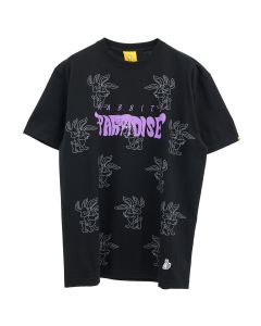 #FR2 x Made In Paradise PARADISE FOR RABBOTS T-SHIRT / 029 : BLACK