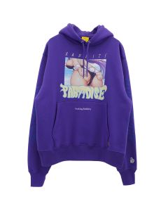 #FR2 x Made In Paradise MADE IN PARADISE #FR2 HOODIE / 186 : PURPLE