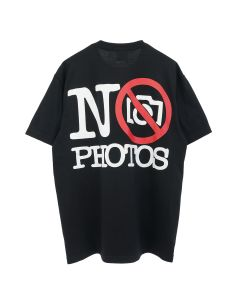 #FR2 NEW NO PHOTOS T-SHIRT / 029 : BLACK