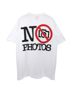 #FR2 NEW NO PHOTOS T-SHIRT / 001 : WHITE