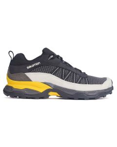 SALOMON FOOTWEAR SHELTER LOW LTR ADV / BLACK-VANILLA ICE-SPECTRA YELLOW
