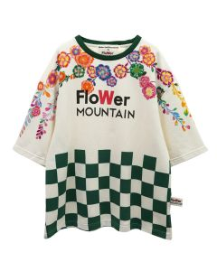 Walter Van Beirendonck for Flower MOUNTAIN OVERSIZED/DRESS / IVORY